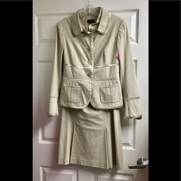 Escada Jackets & Blazers - *SOLD* ESCADA 2 pc set size 38